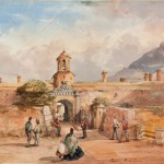 Castle of Good Hope by Thomas Bowler parliarment of south africa