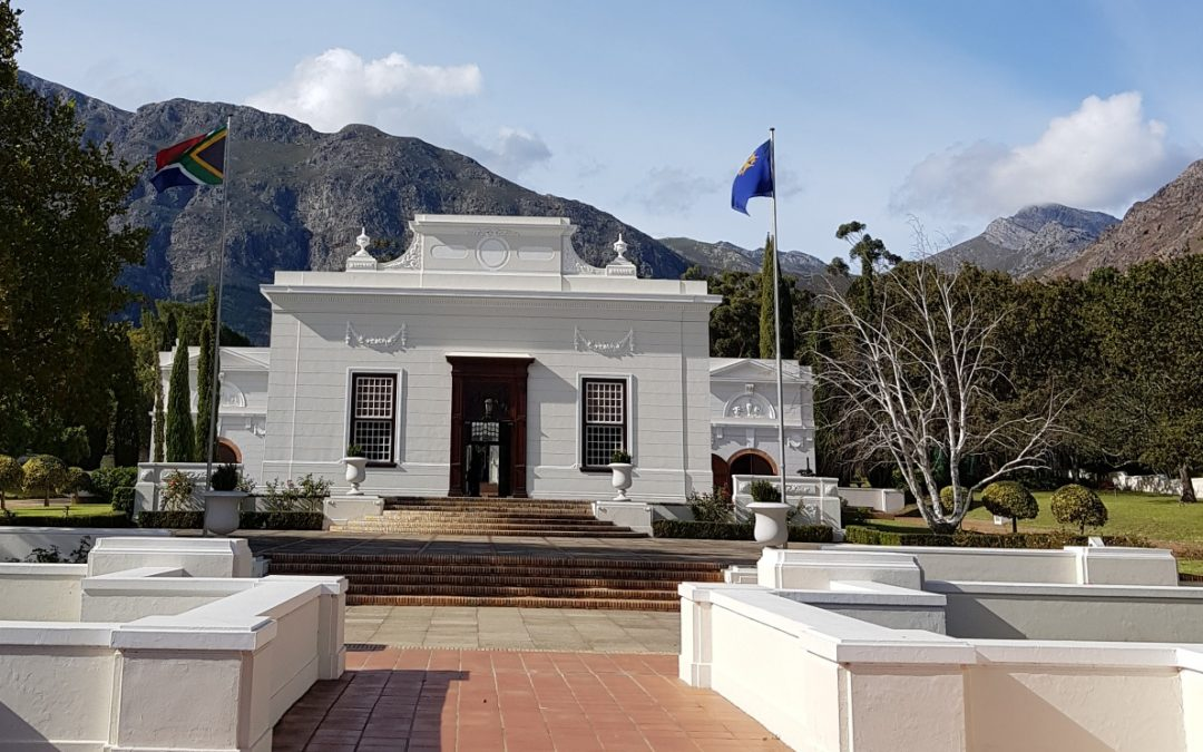 Franschhoek's new Huguenot exhibition – curator's insights, Thurs 6 June