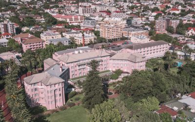 Mount Nelson – exclusive tour while temporarily closed, Sat 10 & 17 Oct 2020