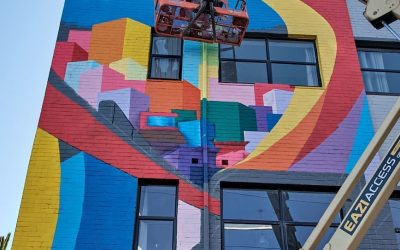 Salt River and street art with Nadia Agherdine, this Sat 9:30am (27 Feb) or request a date