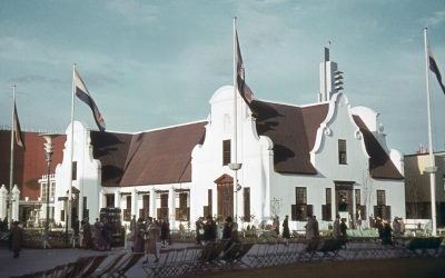 Cape Dutch Architecture, Empire & Union – Assoc Prof Nic Coetzer Wed 26 May 5:30pm